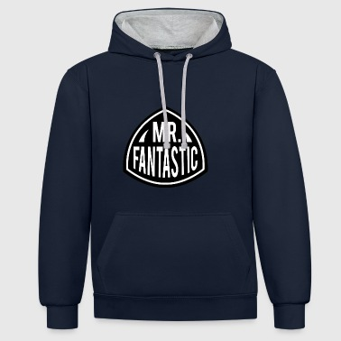 Fantastique M. FANTASTIQUE - Sweat-shirt contraste
