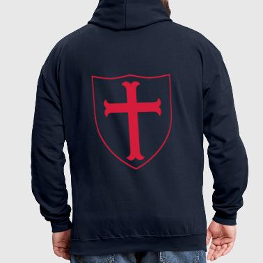 crusaders cross #2 - Sweat-shirt contraste
