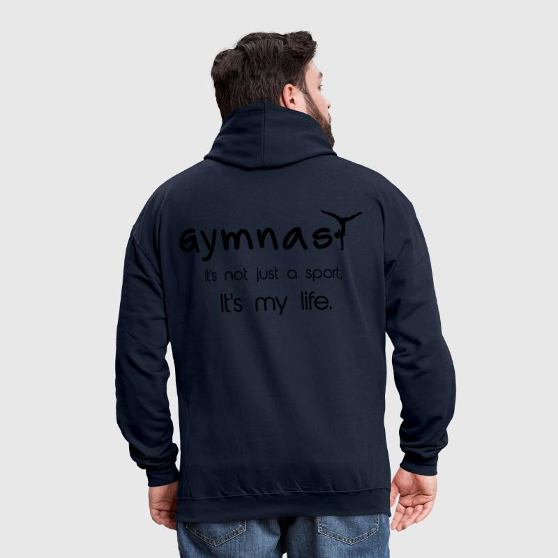 Gymnastic - Contrast Colour Hoodie
