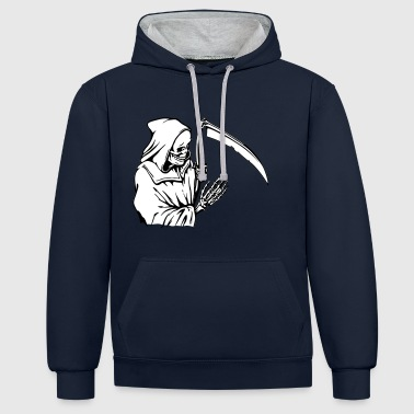 Bienvenue sur Styx Isle - Sweat-shirt contraste