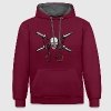 Crossfit Lifter - Contrast Colour Hoodie