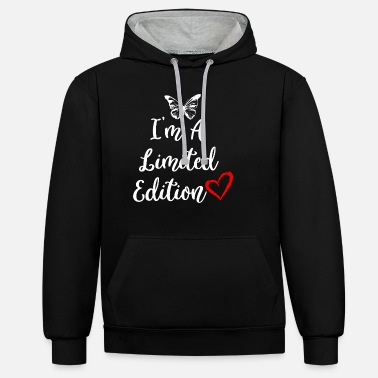 Limited Edition Limited Edition - Unisex Hoodie zweifarbig