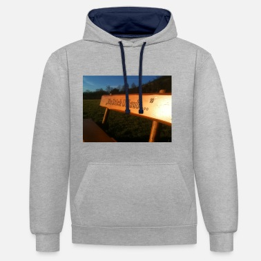 Vacation vacation - Contrast Colour Hoodie