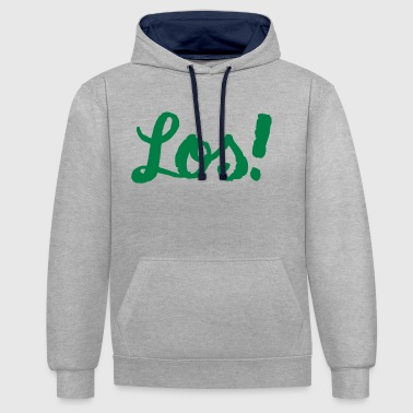Loser Los! - Sweat-shirt contraste