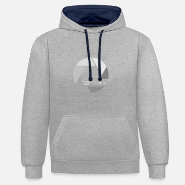 Set Camera Settings - Contrast Colour Hoodie