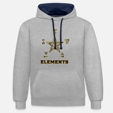 Element ELEMENTS - Contrast hoodie
