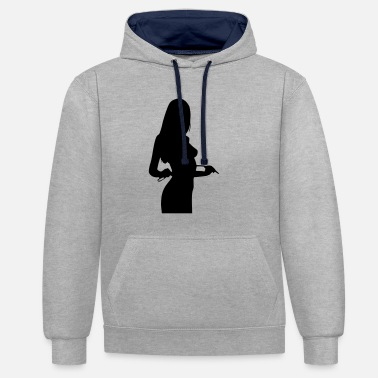 Sexy Girl sexy Girl - Contrast hoodie