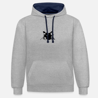 Instrument instruments - Contrast Colour Hoodie