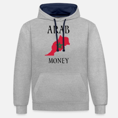 Collections MOROCCO COLLECTION - Unisex Hoodie zweifarbig