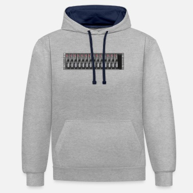 Windows Server - Unisex Hoodie zweifarbig