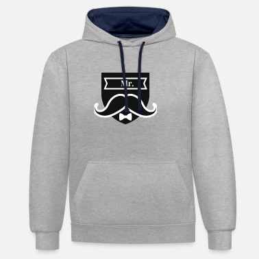 Mister Mister - Unisex Contrast Hoodie