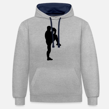 Pitcher pitcher - Unisex Contrast Hoodie