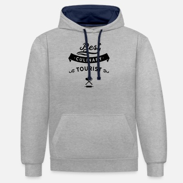 Culinary Culinary - Unisex Contrast Hoodie