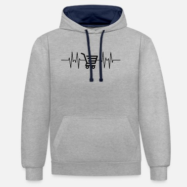 Purchase purchase - Unisex Contrast Hoodie