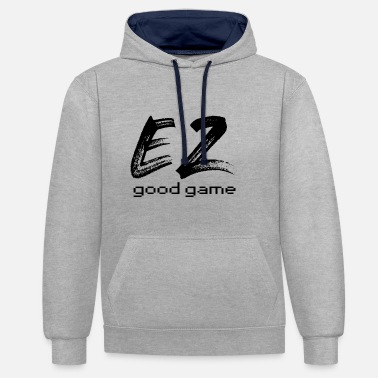 Esports Gaming Gamer Game - Unisex Hoodie zweifarbig