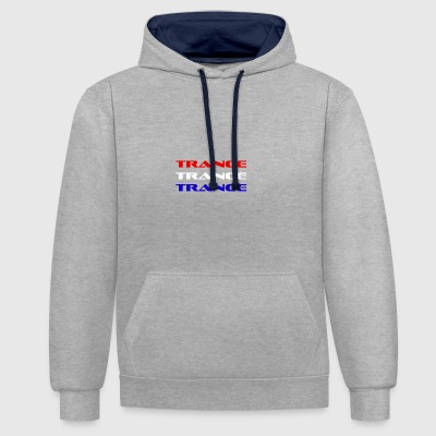trance Hollande - Sweat-shirt contraste