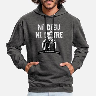 Anarchiste anar - Sweat-shirt contraste