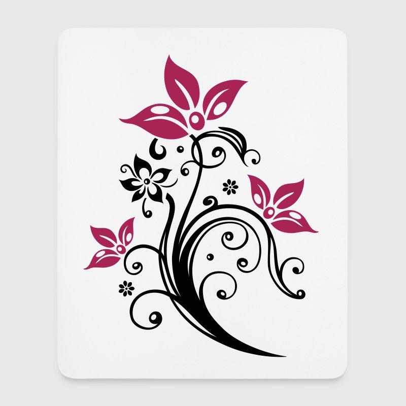Flores con adornos florales de filigrana por christinekrahl