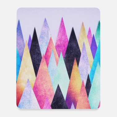 Festa Della Mamma   Hipster triangles (geometry) Abstract Mountains  - Tappetino mouse