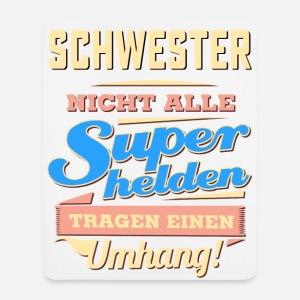 Superhelden Family And Friends Schwester Lustig Geburtstag Von