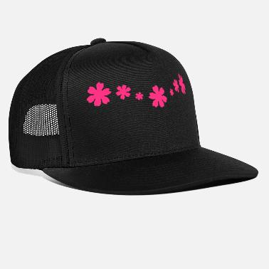 Flowers Flowers, flower - Trucker Cap