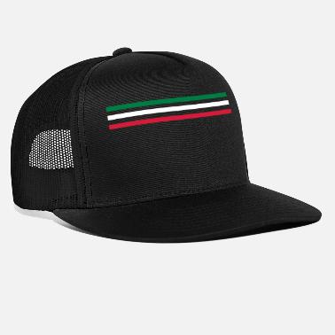 Italie Trait italia 2012 - grand - Casquette trucker