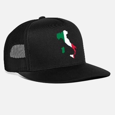 More Countries By Obie Italy - Trucker Cap