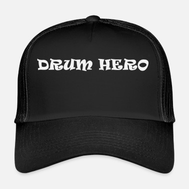 5 Stars Drum Hero 5 (2244) - Trucker Cap