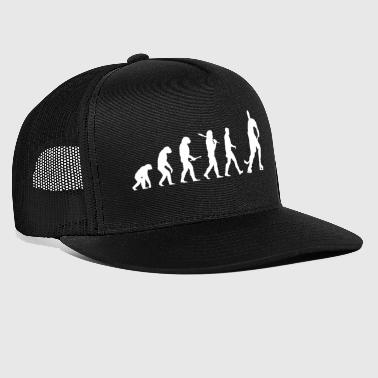 Evolution du hockey! Hockey sur glace! Hockey sur glace - Trucker Cap