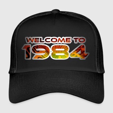 1984 BIG DATA - Trucker Cap