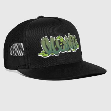 oatimale graffiti - Trucker Cap