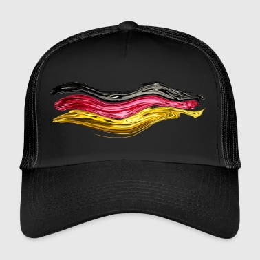 Germany Flag Germany Germany flag Germany flag WM - Trucker Cap