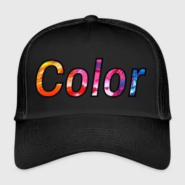 colour - Trucker Cap