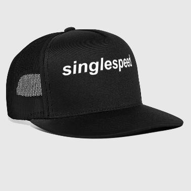 Single Speed - Trucker Cap