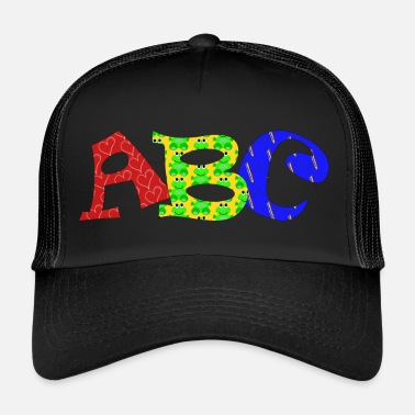 Abc ABC - Trucker Cap