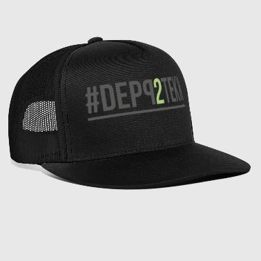 HouseMixRoom Design-D2T-001 Girl - Trucker Cap