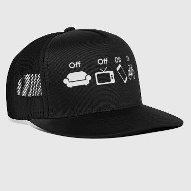 Bike On - Trucker Cap