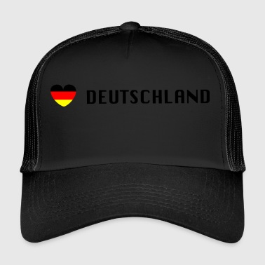 Germany - Germany - Trucker Cap