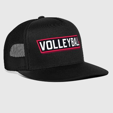 Volleybal voleibol volleybal volleybal - Trucker Cap