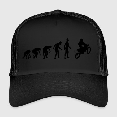 Evergreen Evolution Motocross - Trucker Cap