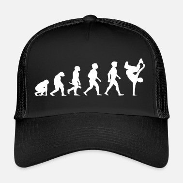 Breakdance Evolution Breakdance Breaking Breakdance Hip Hop - Trucker Cap