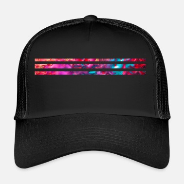 Strip strip - Trucker Cap
