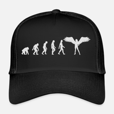 Evolution Evolutionens Evolution - Trucker Cap