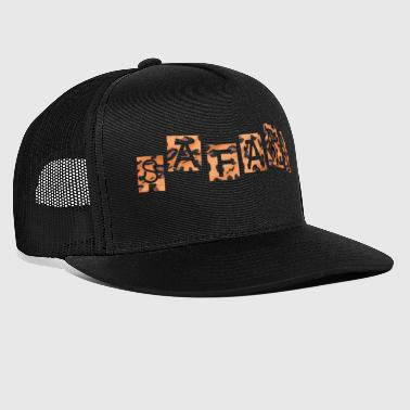 safari - Trucker Cap