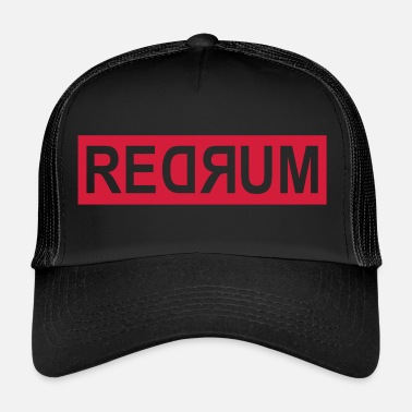Shining Redrum Clean - Trucker Cap