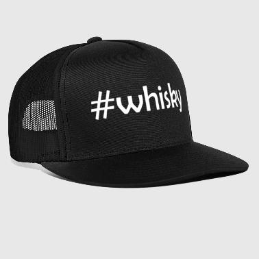 #Whisky - Trucker Cap