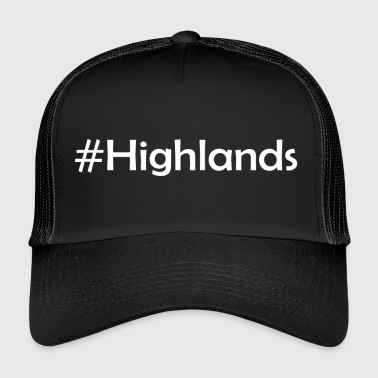 Highland #Highlands - Trucker Cap