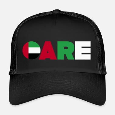 United Arab Emirates United Arab Emirates - Trucker Cap