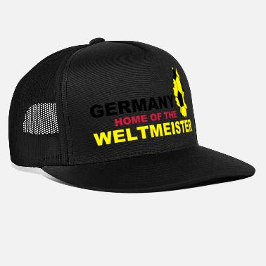 Weltmeister germany home of the weltmeister - Trucker Cap