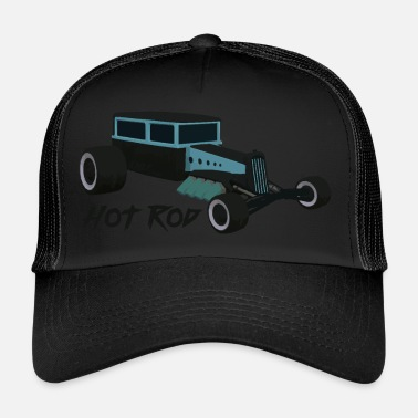 Bolide Hot Rod lover v1 - Trucker Cap